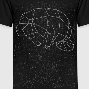 Manatee Constellation Kids' Shirts - Kids' Premium T-Shirt