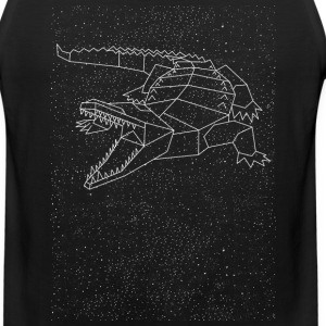 Crocodile Constellation Sportswear - Men's Premium Tank