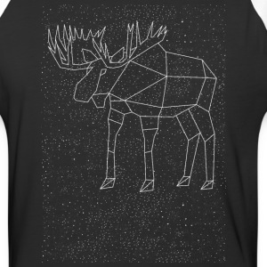 Moose Constellation T-Shirts - Baseball T-Shirt