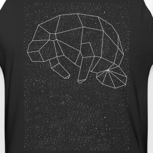 Manatee Constellation T-Shirts - Baseball T-Shirt