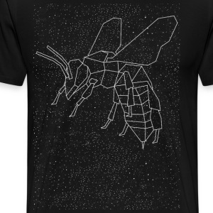 Bee Constellation T-Shirts - Men's Premium T-Shirt