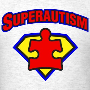 SUPERAUTISM - Men's T-Shirt
