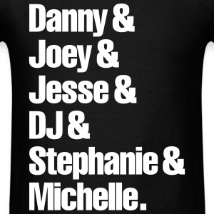 Full House Character - Men's T-Shirt