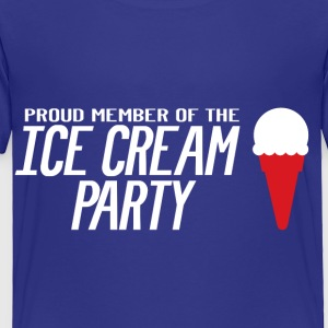 Ice Cream Party Baby & Toddler Shirts - Toddler Premium T-Shirt