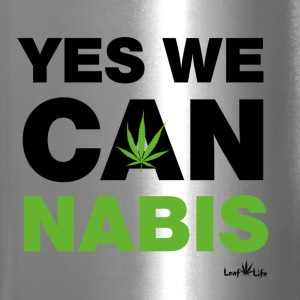 Yes We Cannabis - Travel Mug