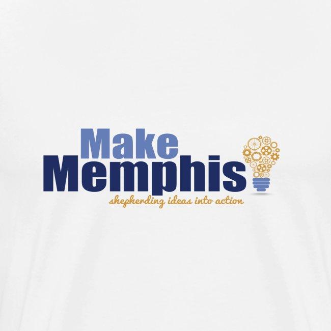 Men's White / Multi Logo T-Shirt