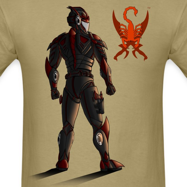 Sunset-Scorpion (SSL) Men's T-Shirt