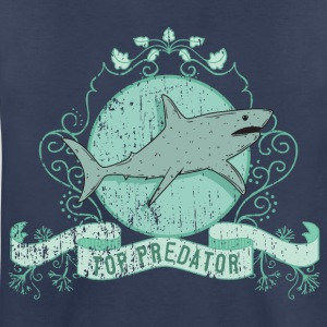 shark_top_predator_02201603 Kids' Shirts - Kids' Premium T-Shirt