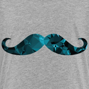 Moustache (Low Poly) Baby & Toddler Shirts - Toddler Premium T-Shirt