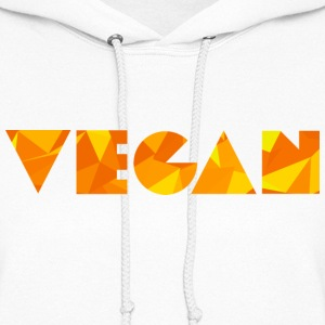 Vegan (Low Poly) Hoodies - Women's Hoodie