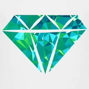 Diamond (Low Poly) Kids' Shirts - Kids' Premium T-Shirt