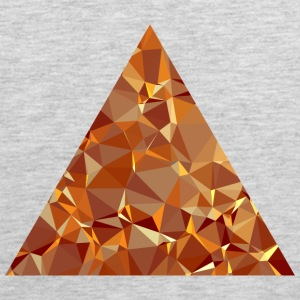 Triangle (Low Poly) Sportswear - Men's Premium Tank