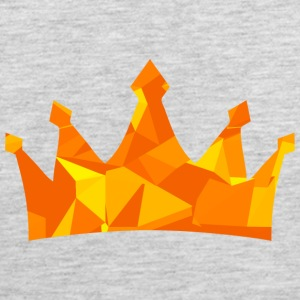 Crown (Low Poly) Sportswear - Men's Premium Tank