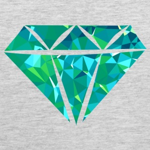 Diamond (Low Poly) Sportswear - Men's Premium Tank