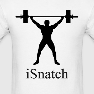 I snatch - Men's T-Shirt