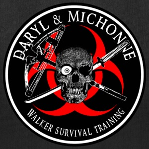 Biohazard Daryl Michonne Bags & backpacks - Tote Bag
