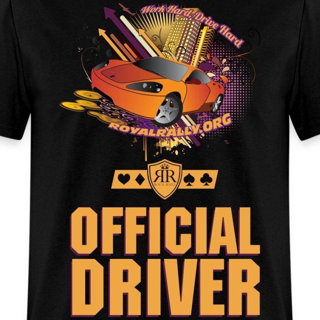 RR Driver Tee