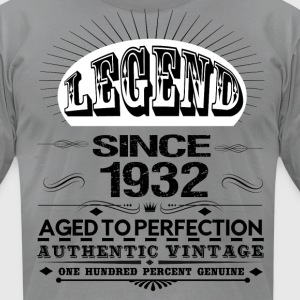 LEGEND SINCE 1932 T-Shirts - Men's T-Shirt by American Apparel