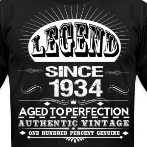 LEGEND SINCE 1934 T-Shirts - Men's T-Shirt by American Apparel