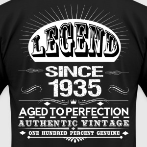 LEGEND SINCE 1935 T-Shirts - Men's T-Shirt by American Apparel