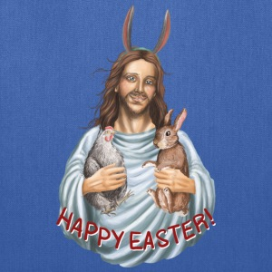 happy easter - jesus Bags & backpacks - Tote Bag