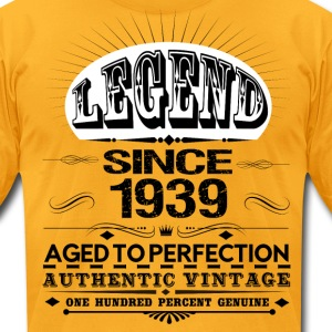 LEGEND SINCE 1939 T-Shirts - Men's T-Shirt by American Apparel