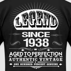 LEGEND SINCE 1938 T-Shirts - Men's T-Shirt by American Apparel