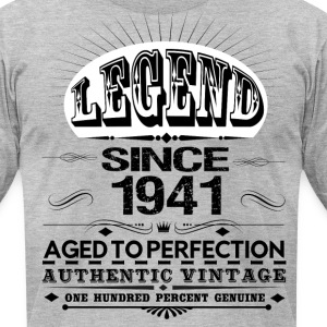 LEGEND SINCE 1941 T-Shirts - Men's T-Shirt by American Apparel
