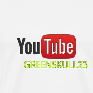 Youtuber  - Men's Premium T-Shirt