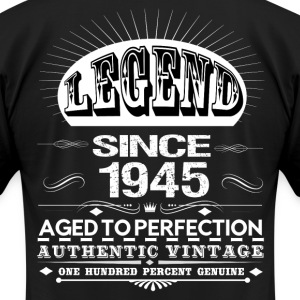 LEGEND SINCE 1945 T-Shirts - Men's T-Shirt by American Apparel