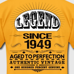 LEGEND SINCE 1949 T-Shirts - Men's T-Shirt by American Apparel