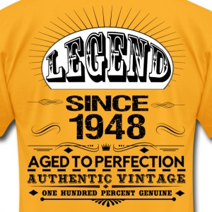 LEGEND SINCE 1948 T-Shirts - Men's T-Shirt by American Apparel