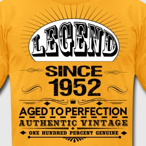 LEGEND SINCE 1952 T-Shirts - Men's T-Shirt by American Apparel