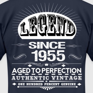LEGEND SINCE 1955 T-Shirts - Men's T-Shirt by American Apparel