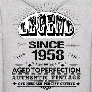 LEGEND SINCE 1958 Hoodies - Men's Hoodie