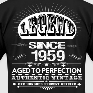 LEGEND SINCE 1959 T-Shirts - Men's T-Shirt by American Apparel