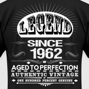 LEGEND SINCE 1962 T-Shirts - Men's T-Shirt by American Apparel