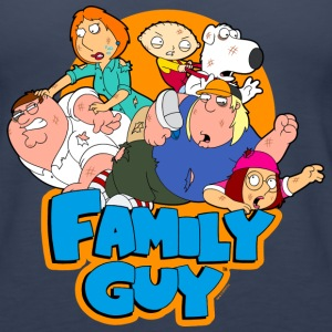 Family Guy Characters - Women's Premium Tank Top