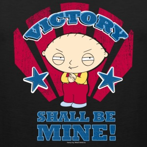 Family Guy Victory Shall be Mine - Men's Premium Tank