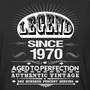 LEGEND SINCE 1970 T-Shirts - Baseball T-Shirt