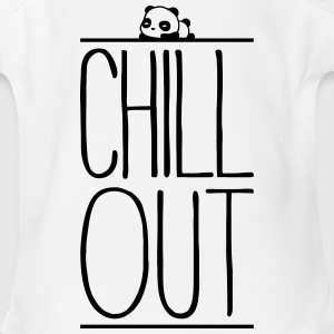 Chill Out Baby Bodysuits - Short Sleeve Baby Bodysuit