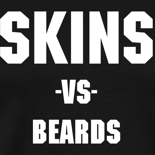 For the not so bearded man.