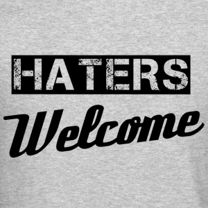 Haters Long Sleeve Shirts - Crewneck Sweatshirt