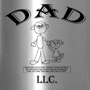 DAD, LLC.....My DAD the Corporation! Mugs & Drinkware - Travel Mug