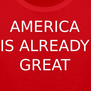 America is already great Sportswear - Men's Premium Tank