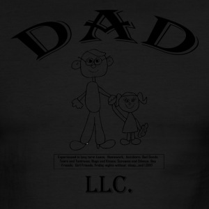 DAD, LLC.....My DAD the Corporation! T-Shirts - Men's Ringer T-Shirt