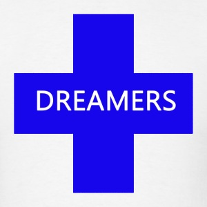 Dreamers tee blue - Men's T-Shirt