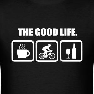 Cycling Funny T Shirt - Men's T-Shirt
