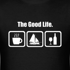 Funny Sailing T Shirt - Men's T-Shirt