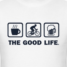 Cool Cycling T Shirt